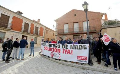 Made, los pensionistas, la plataforma por la sanidad pública y la subcomarca de Campo del Yeltes, protagonistas