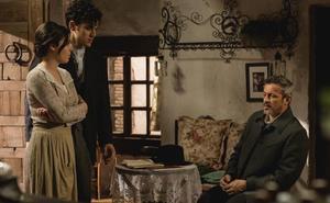 Matías y Marcela se esconden en La Casona