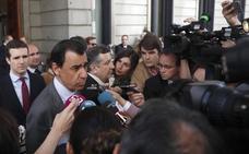 Maíllo dice que el PP se tomará un tiempo para decidir el futuro del partido en Madrid