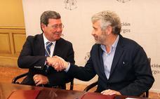 Diputación y Cáritas renuevan su compromiso social