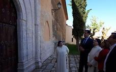 Restaurada la portada de la iglesia del Monasterio del Sancti Spiritus de Toro