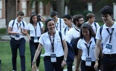 Una estudiante de Burgos consigue plaza para participar en el programa Becas Europa