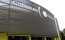 El 'Urbex' llega a Burgos y causa daños en el interior del Coliseum