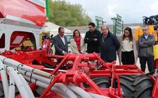 Castilla y León invirtió 170 millones de euros en maquinaria agrícola en 2017