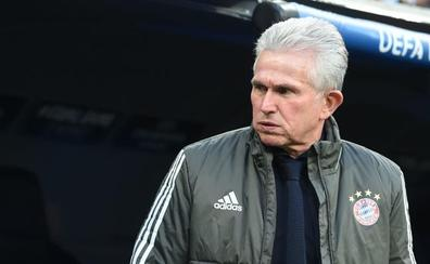 Heynckes, un adiós amargo a la Liga de Campeones