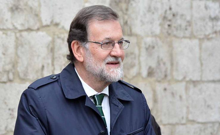 La visita de Mariano Rajoy a Burgos en imágenes