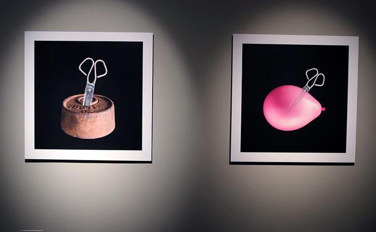 Adelanto de la exposición 'Objetos imposibles'