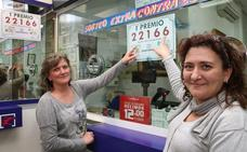 La Lotería Nacional deja 1,2 millones de euros en Palencia