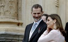 Los Reyes aceptan la Presidencia de Honor de la Fundación de la Catedral de Burgos
