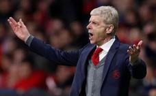 Wenger: «Es difícil aceptar la eliminación»