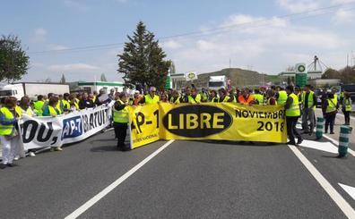 Cuatro plataformas antipeajes unifican fuerzas en Briviesca
