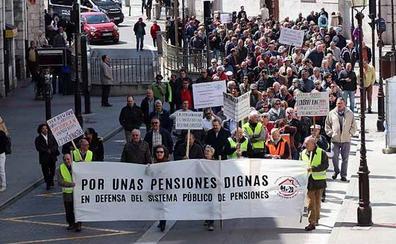 Continúa la lucha por unas «pensiones dignas»