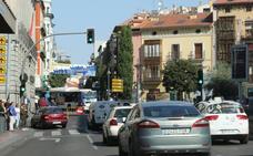 Valladolid activa el nivel 1 del plan de contaminación por el aumento del ozono