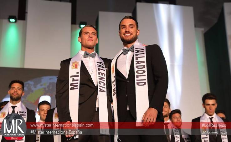 Final de Mister International Spain