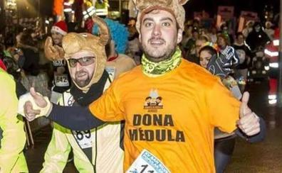 Los 3.041 inscritos en la VII Nocturna de Modúbar recogerán sus dorsales en la Diputación