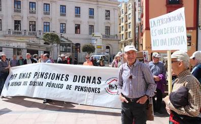 Los pensionistas vuelven a la calle, una vez más