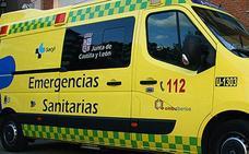 Atendido un joven de 15 años en el incendio de una vivienda en Aranda de Duero