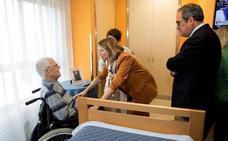 La Junta invierte 1,8 millones en la residencia y escuela de Miranda de Ebro
