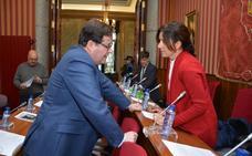 Foronda valora el esfuerzo de los grupos por los acuerdos presupuestarios