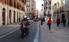 Lacalle mantiene su apuesta por cerrar al tráfico la calle Santander los domingos