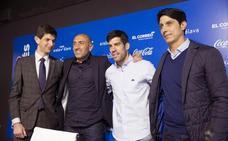 El Alavés renueva a Abelardo y Manu García