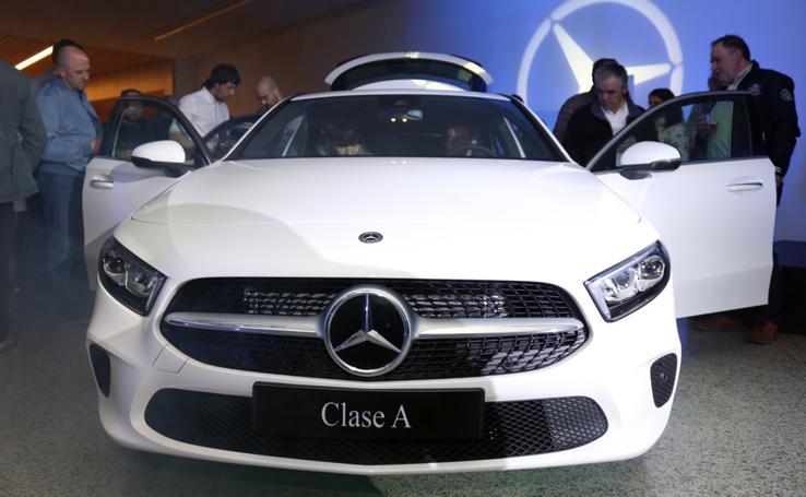 El Clase A de Mercedes madura