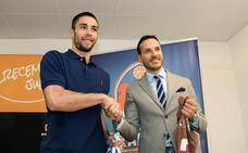 El compromiso de Alex López con el San Pablo Burgos se renueva por tres años