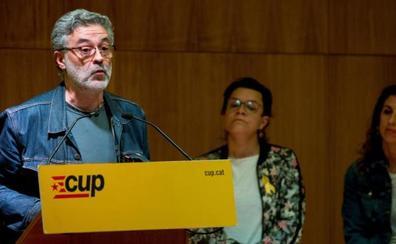 La CUP se dispara en las encuestas mientras debate si vota en contra de Torra y fuerza elecciones