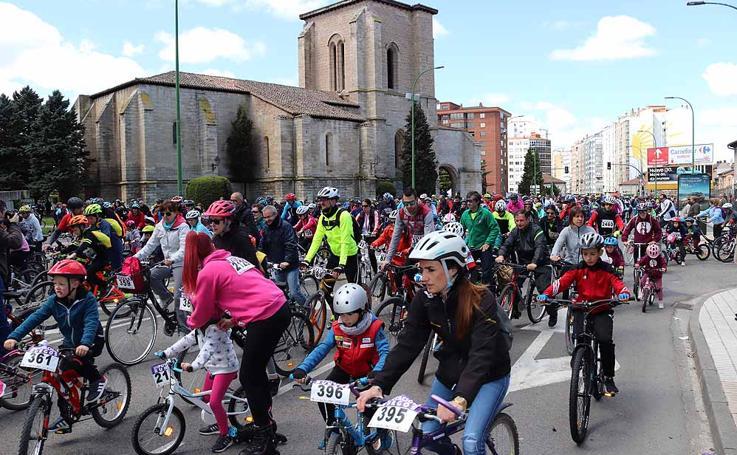 Día de la Bici de Proyecto Hombre