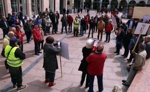 La lucha de las pensiones está en la calle