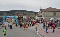 Hontoria del Pinar acoge el domingo la VII edición de la media maratón del Cañón del Río Lobos