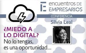 Silvia Leal, experta en tecnología e innovación, en los Encuentros de Empresarios