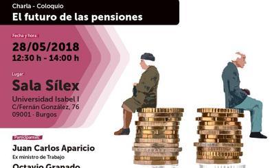 La Universidad Isabel I abordará el futuro de las pensiones con Juan Carlos Aparicio y Octavio Granado