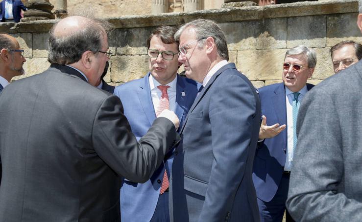 Cortes en Salamanca