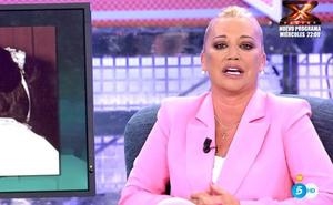 Belén Esteban, en 'Sálvame': «Con bruja me quedo, pero amargada no estoy»