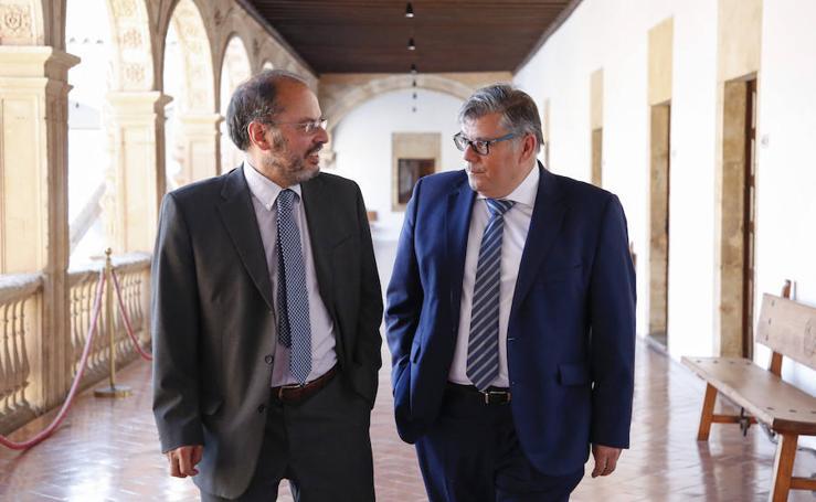 VI Ciclo de Justicia de El Norte de Castilla en Salamanca
