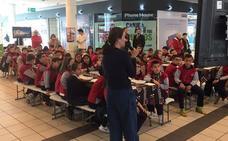 Semana de la Nutrición en el Centro Comercial El Mirador con 'Mercado Terra'