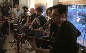 El grupo Limbo protagoniza la última sesión del ciclo 'Músicos con Valor'