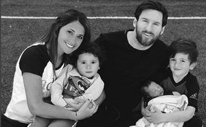 Antonella Roccuzzo publica una simpática foto de su hijo Mateo