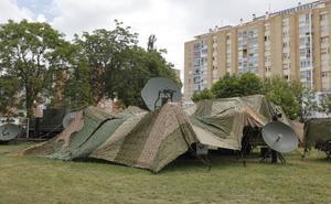 Comienza en Burgos el despliegue de fuerzas del ejercicio 'Valiant Lynx 18' del Ejercito de Tierra