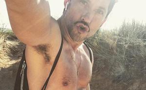Paco León celebra con un desnudo su millón de seguidores en Instagram