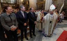 El Papa felicita al arzobispo de Burgos por sus 50 años de sacerdocio