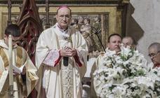 50 años de sacerdocio del arzobispo de Burgos