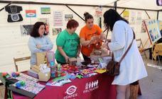 En imágenes la Feria del Comercio Justo