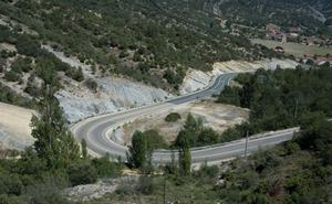 Herido un motorista en una caída en La Mazorra