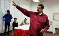 Maduro propone «muchos cambios» y un nuevo diálogo de «reconciliación nacional»