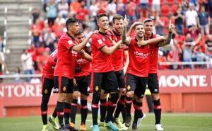 El Mirandés tropieza en Mallorca en su camino hacia el ascenso