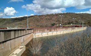 Los pantanos del Arlanzón acumulan más agua embalsada que la media de la última década