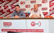 Los sindicatos avisan de que habrá movilizaciones si no hay equilibrio en la negociación colectiva