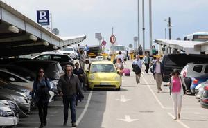 Una falsa alarma desaloja un tren con 309 pasajeros en Segovia